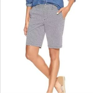 Khakis by Gap chino Bermuda Shorts